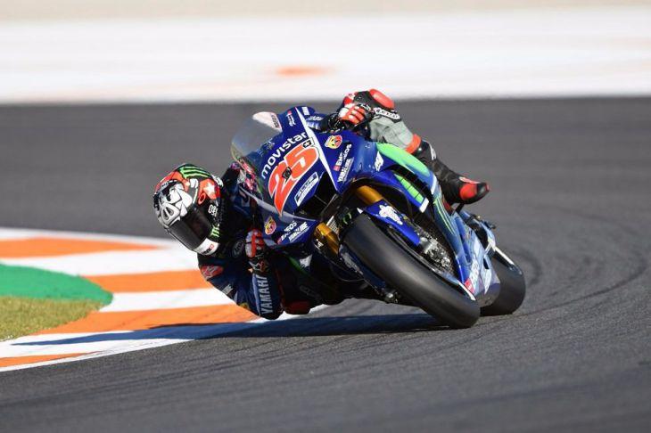 Las Yamaha, más rápidas que las Honda en el primer día