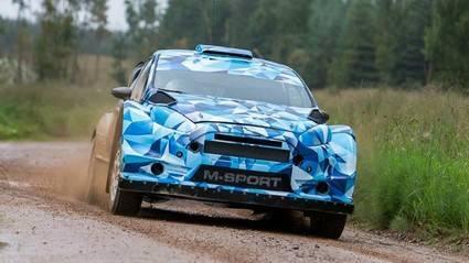 Nuevo Fiesta RS WRC para 2017