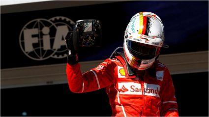 Vettel gana a Hamilton, Alonso 5º
