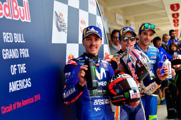 Arranca la etapa europea de MotoGP