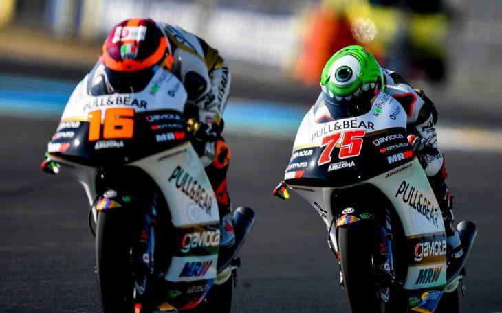 El español Alberto Arenas gana su primer Gran Premio (Moto3)