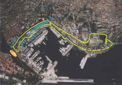 GP de Mónaco: Circuito, neumáticos y horarios