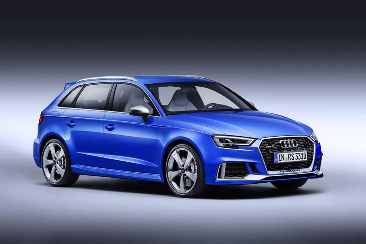 Audi RS 3 Sportback, nuevo motor de 400 CV