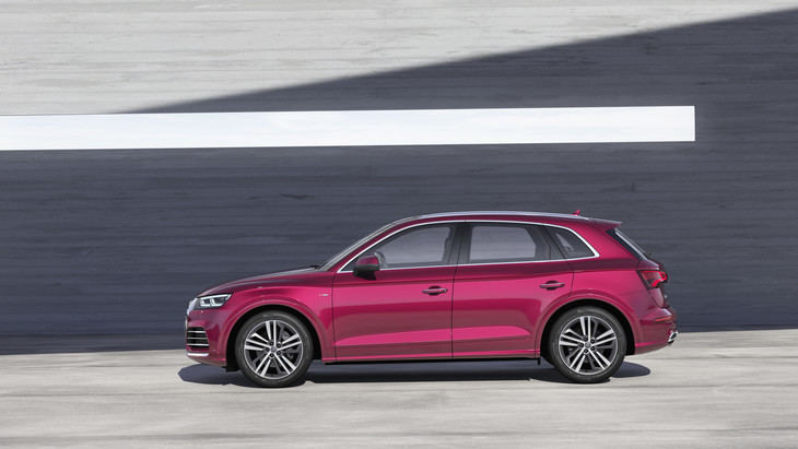 Nuevo Audi Q5L