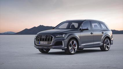 Nuevo Audi SQ7 TDI diesel de altas prestaciones