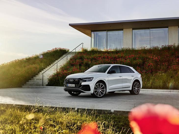 Audi Q8 TFSIe Quattro desde 86.000 euros