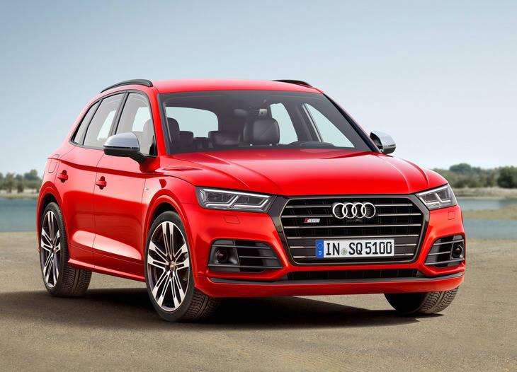 Nuevo Audi SQ5, el tope de gama de la familia Q5