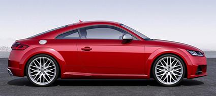 Nuevos Audi TT y TTS: desde 40.890€