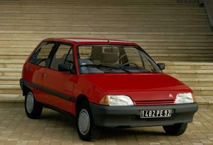 El Citroën AX cumple 30 años