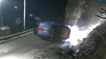 Accidente de Paddon