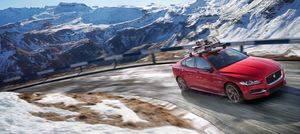 Jaguar Land Rover y su equipamiento para viajar