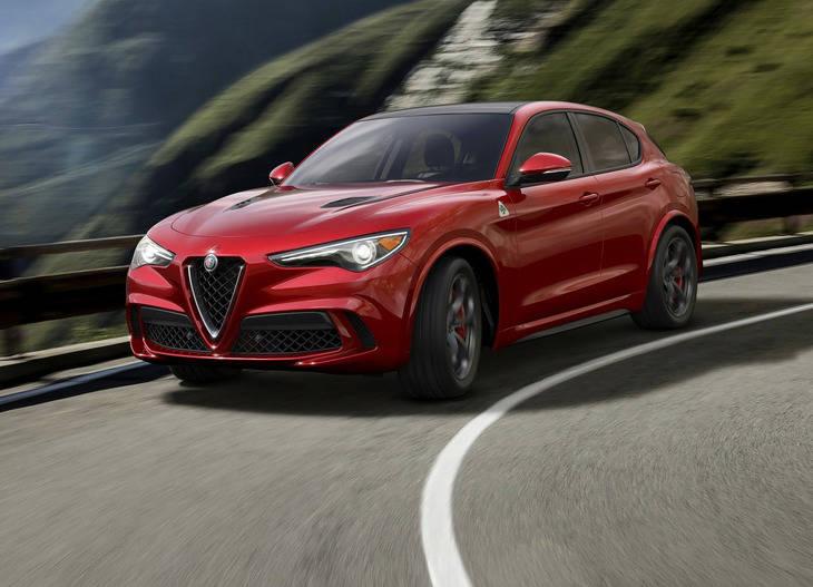 Alfa Romeo Stelvio Quadrifoglio ya está a la venta a partir de 104.000€