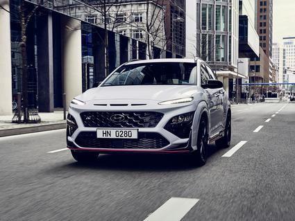 Nuevo Hyundai Kona N un SUV urbano de altas prestaciones