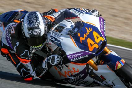Luthi (Moto2) y Ogura (Moto3), marcan los mejores cronos y baten los récords del circuito