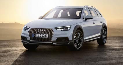 Conduce el Audi A4 por cualquier terreno desde 45.330�