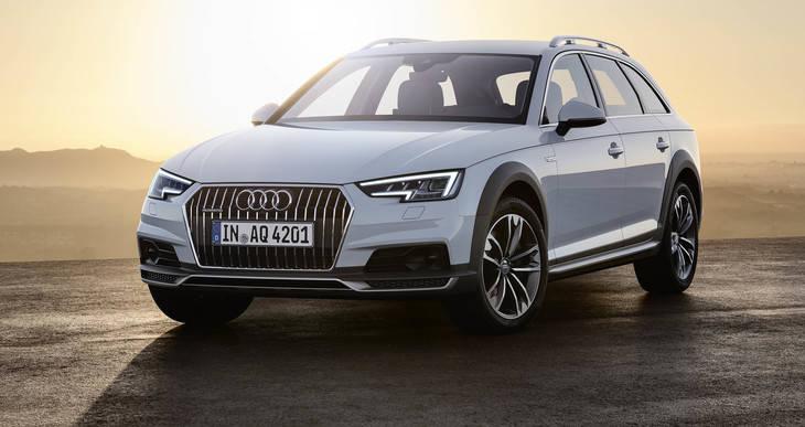 Conduce el Audi A4 por cualquier terreno desde 45.330€