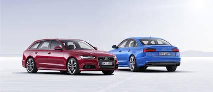 Se renuevan los Audi A6 y A7 Sportback