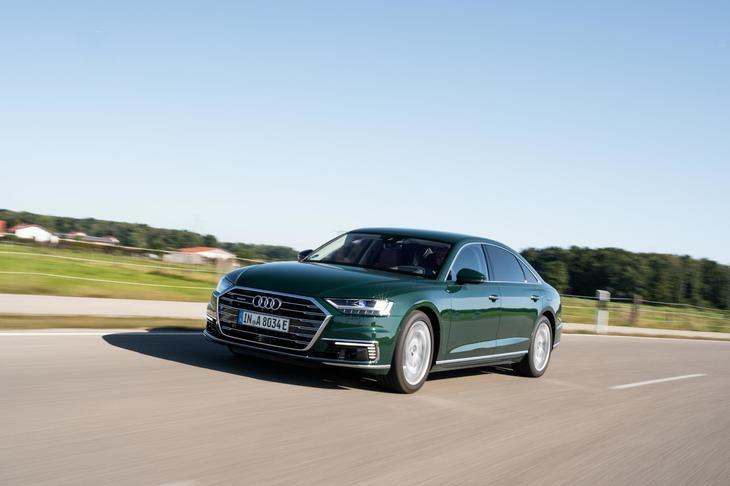 Audi A8 60 TSFIe ya está a la venta desde 111.050 euros
