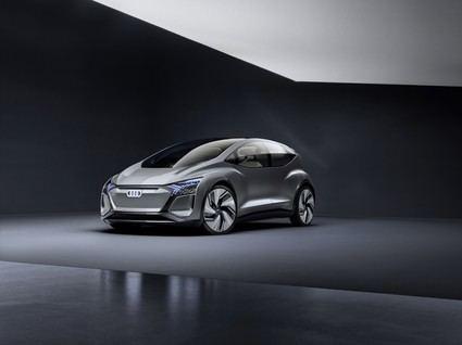 Audi AI:ME para las megaciudades del futuro
