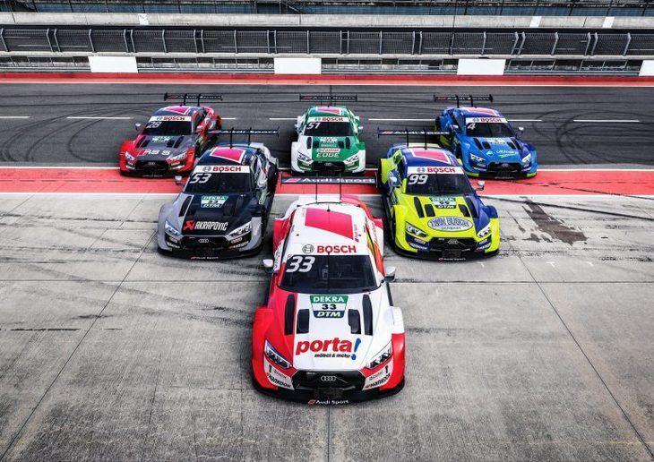 Audi se retina del DTM a partir del próximo año