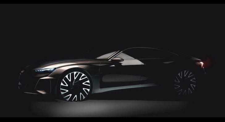 Audi confirma el e-Tron para 2020