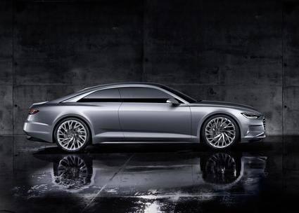 Audi Prologue Concept 2015