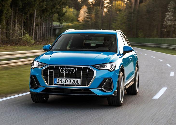 Audi presenta la segunda generación del Q3