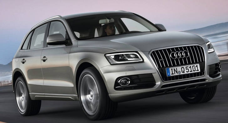 Audi llama a revisión al Q5 y Q7 por fugas de combustible
