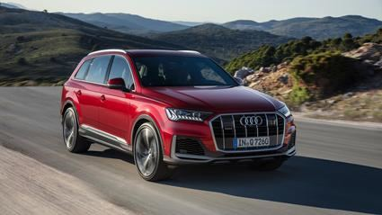 Nuevo Audi Q7: gana en diseño y tecnología