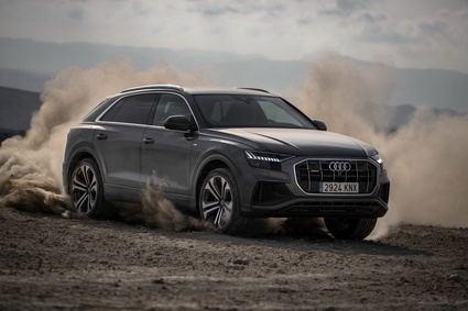 Ya se puede comprar el Audi Q8 desde 84.840 euros