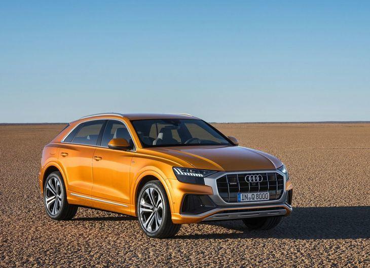Nuevo Audi Q8, deportivo y elegante