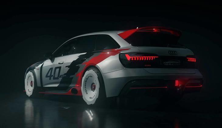 Audi RS6 GTO Concept el familiar definitivo