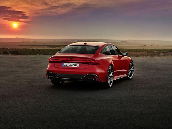 Audi RS7 Sportback, el coupé de altas prestaciones
