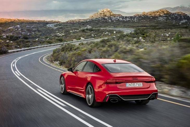 Nuevo Audi RS7 Sportback