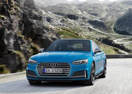 Los Audi S5 con motor TDI