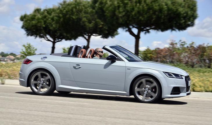Probamos el Audi TT 20 Years en una edición limitada a 999 unidades
