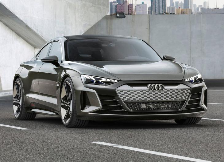 Audi E Tron Gt Concept Revista De Coches