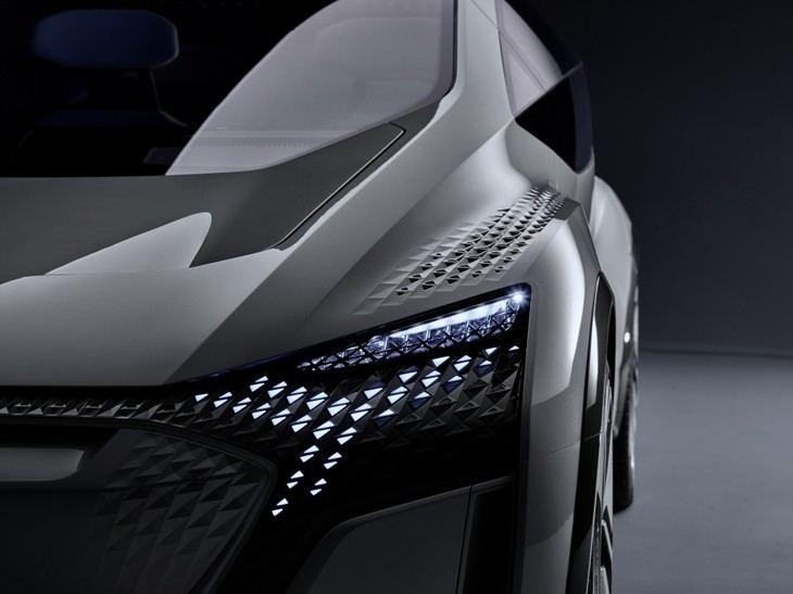 Audi en el Salón de Shanghai 2019