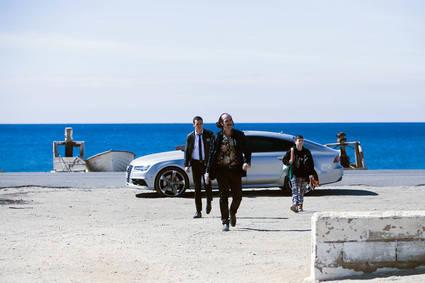 El Audi A7 Sportback protagoniza 'Toro'