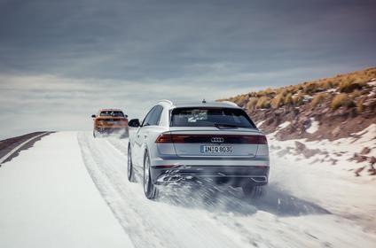 Dos nuevos motores para el Audi Q8