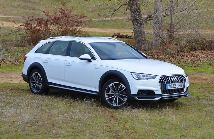 Prueba Audi A4 Allroad 3.0 TDI Quattro tiptronic, otra alternativa