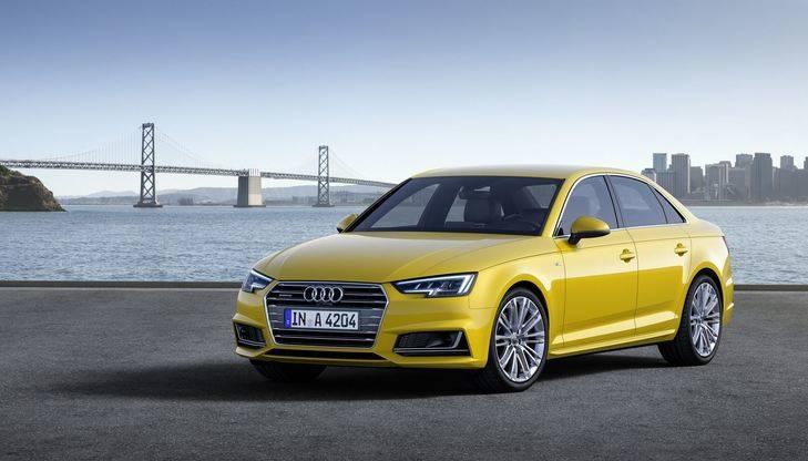 Nuevo Audi A4 y A4 Avant