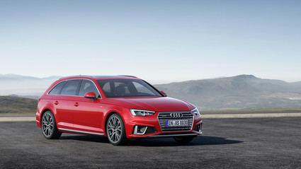 Audi A4 y A4 Avant nuevo diseño y acabados