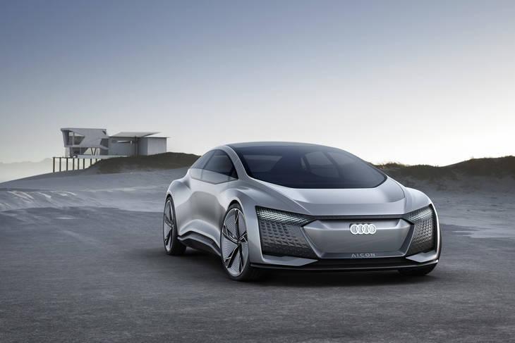 Audi Aicon concept, el prototipo autónomo del futuro