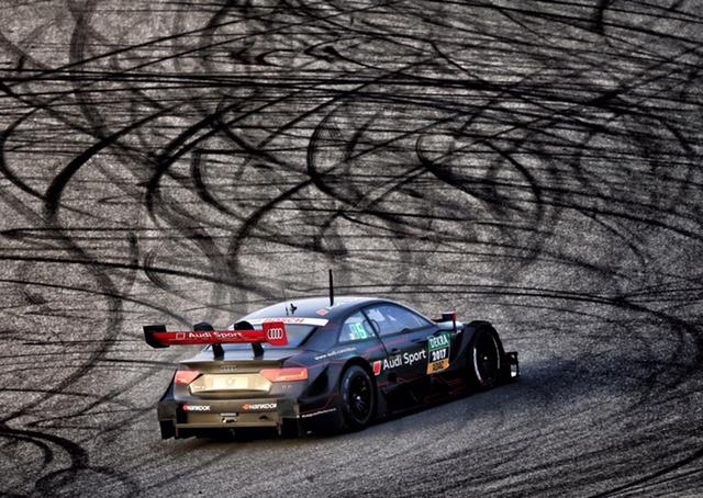Audi RS 5 para el DTM