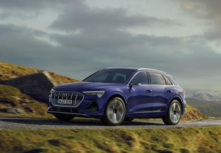 Audi e-tron: más eficiencia y mayor autonomía