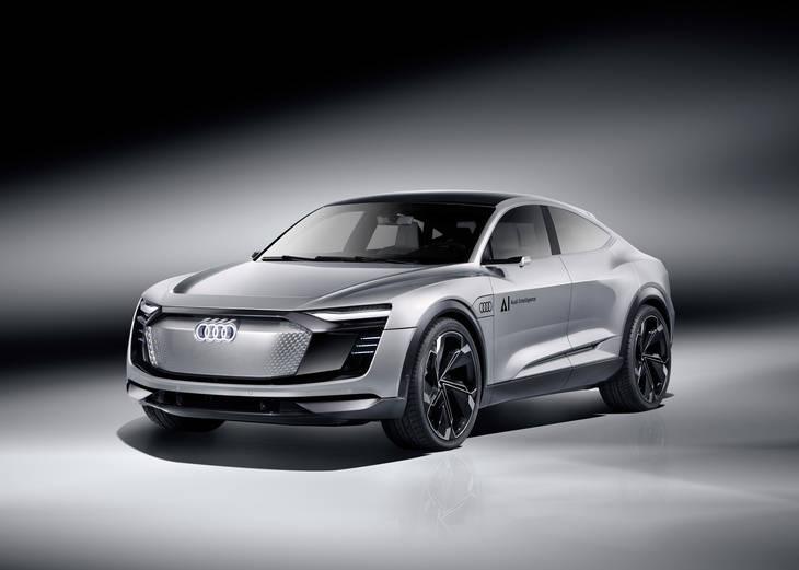 Audi Elaine concept, un SUV de propulsión eléctrica