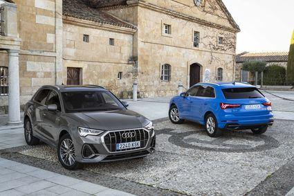 Nuevo Audi Q3 frente a BMW X1, Mercedes GLA y Volvo XC40