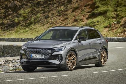Audi democratiza la tecnología eléctrica con el nuevo Q4 e-tron