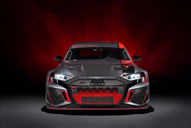 Arranca la comercialización del nuevo Audi RS 3 LMS